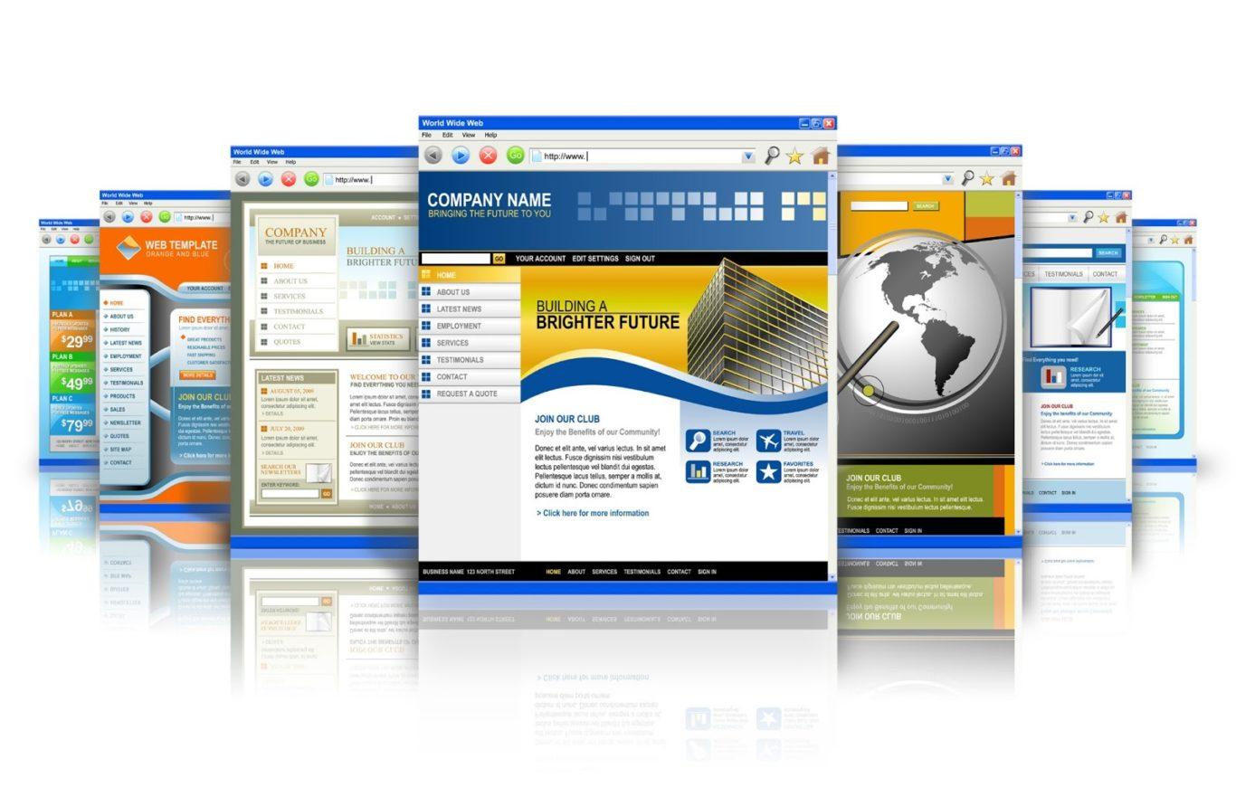 diseño web - elementos